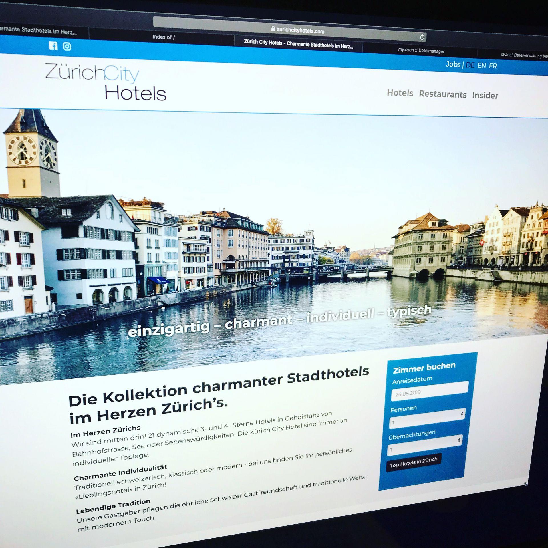 Zürich City Hotels