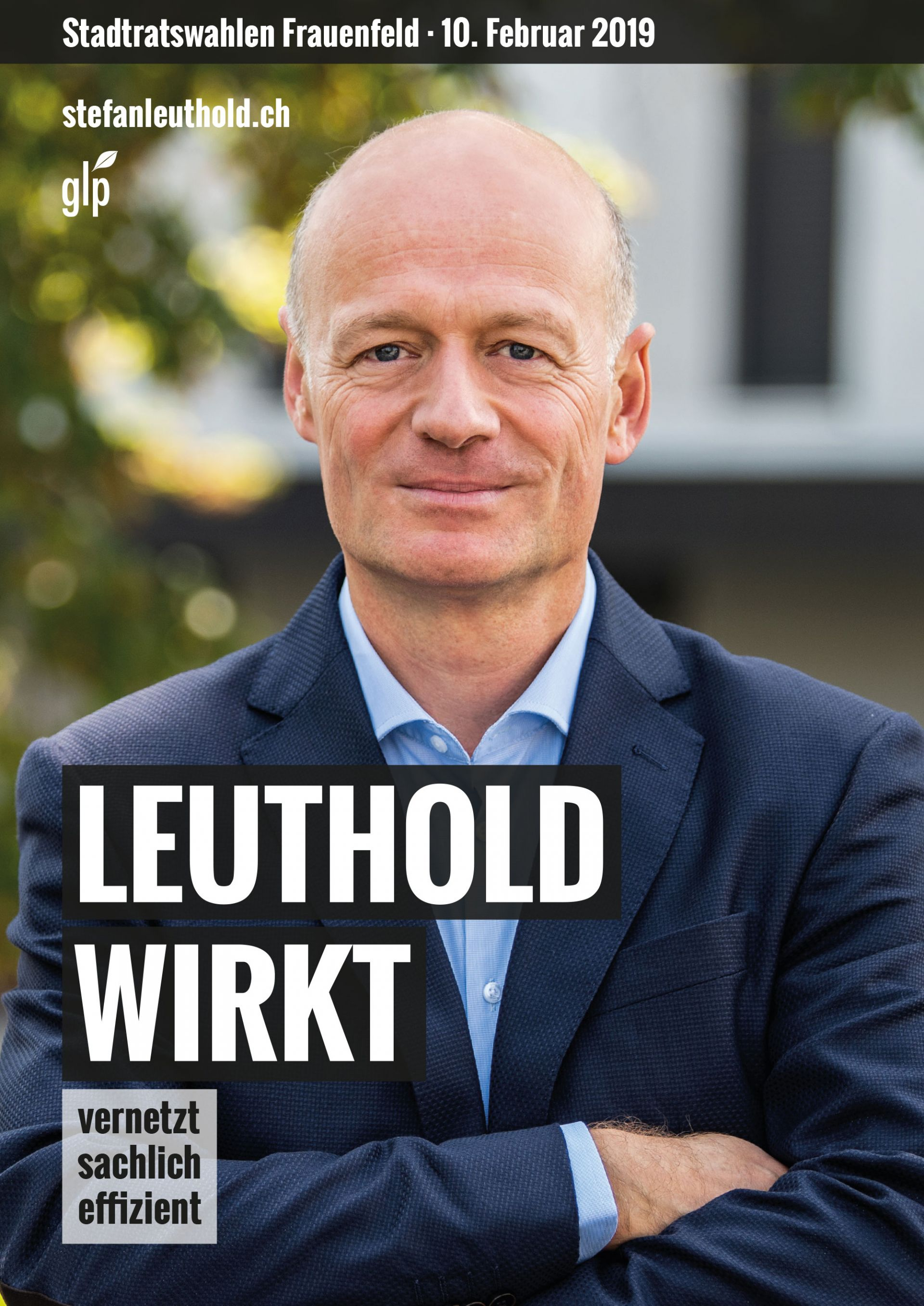 Stefan Leuthold wirkt.