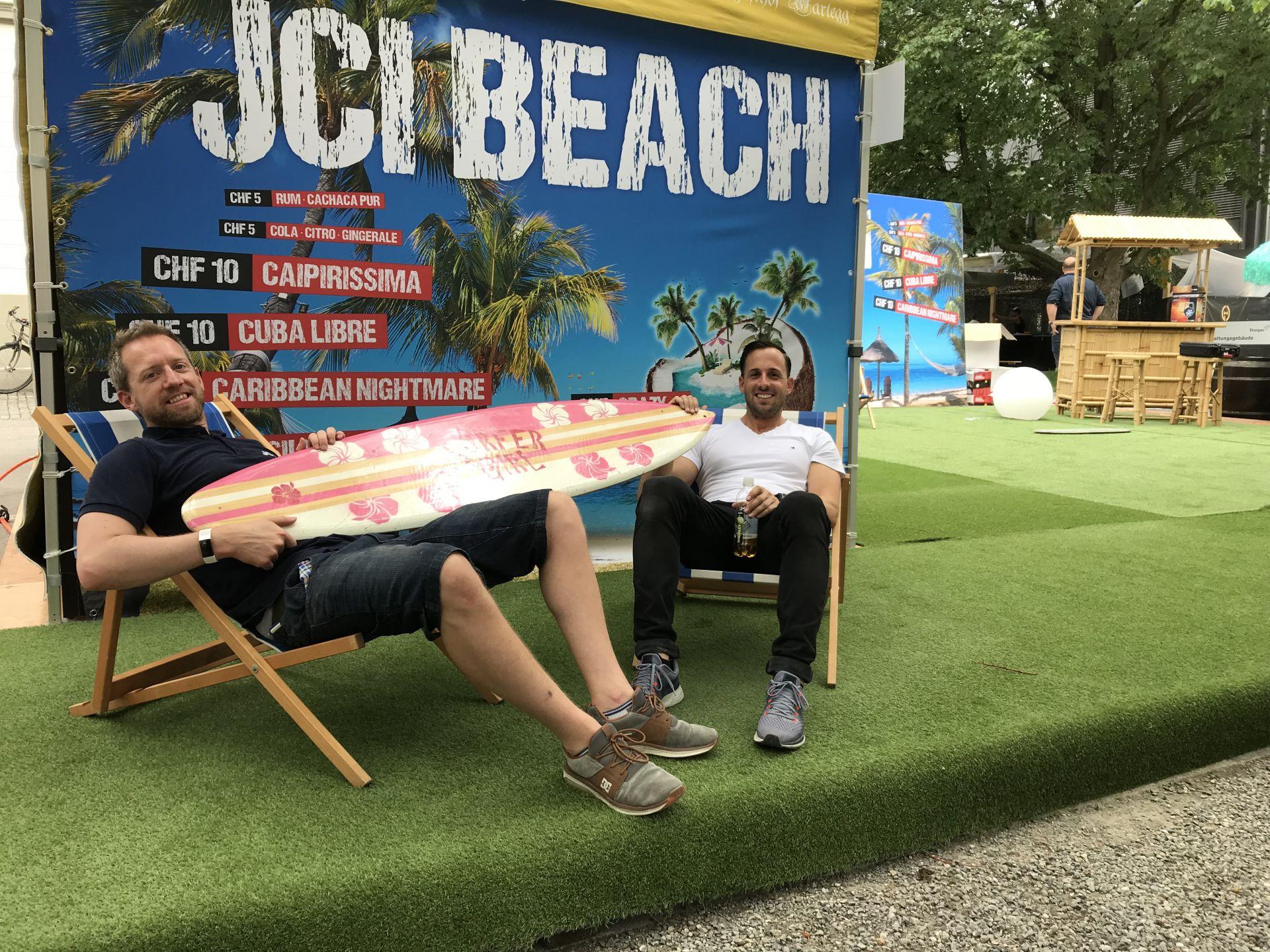 Video JCI Beach
